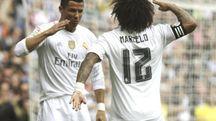 Marcelo insieme a Ronaldo: i due potrebbero ritrovarsi alla Juve