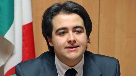 Nicolas Vacchi, ex consigliere comunale di Forza Italia (Isolapress)