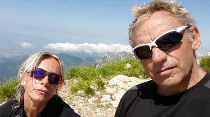 Daniela e Giovanni Boccardo stavano rientrando da una vacanza trascorsa in Valdossola