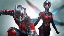 Dettaglio di un poster di 'Ant-Man and the Wasp' – Foto: Marvel Studios