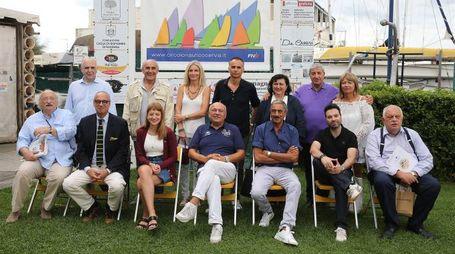 I protagonisti dell'edizione 2018 di Ferragosto con gli autori (Zani)