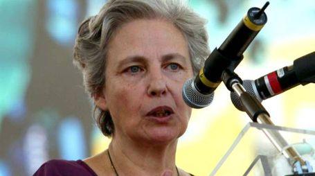 Rita Borsellino, sorella del magistrato Paolo Borsellino (Ansa)