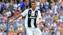 Cristiano Ronaldo, 33 anni (Newpress)