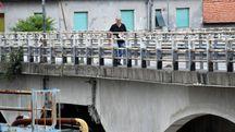 Il ponte sul viale Trieste è già stato oggetto di lavori ma secondo Forza Italia va ricontrollato