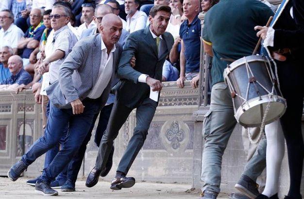 Siena, il Palio dell'Assunta 2018 (foto Paolo Lazzeroni)