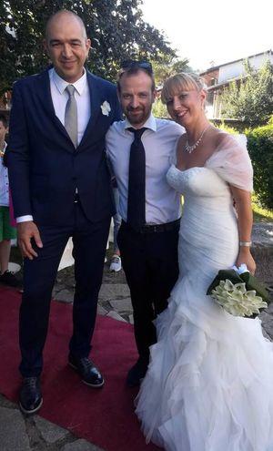 Andrea Vittone e Claudia Possetti