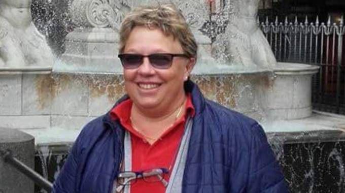 Angela Zerilli, 58 anni, tra le vittime del crollo del ponte a Genova