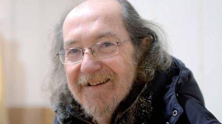 Il cantautore Claudio Lolli. Aveva 68 anni