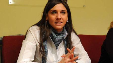 Anna Ascani, deputata del Pd