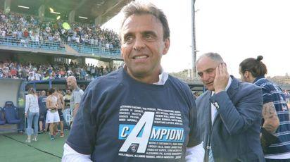 Fabrizio Corsi è presidente dell'Empoli dal 1991, quando subentrò  a Pietro Allegri alla guida del club