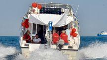 Sandra, malata di Sla in barca