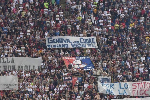 Striscioni per Genova (Schicchi)