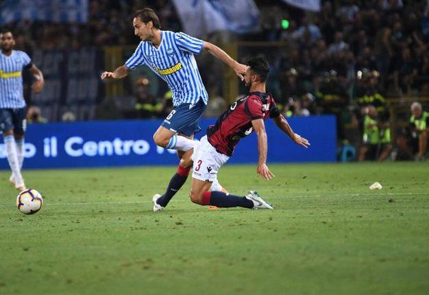 Il derby Bologna-Spal