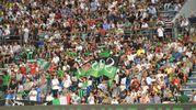 Il tifo di Sassuolo-Inter (Lapresse)