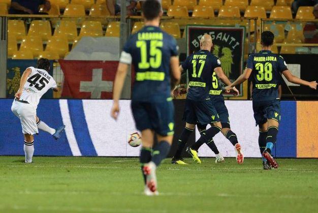 Parma-Udinese, Inglese 1-0 (Ansa)