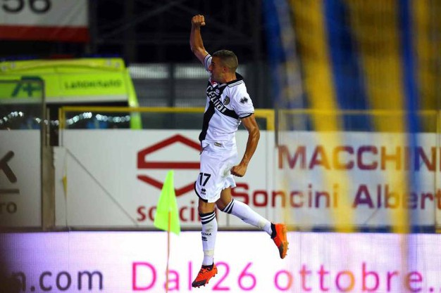 Parma-Udinese 2-0, Barillà (Lapresse)