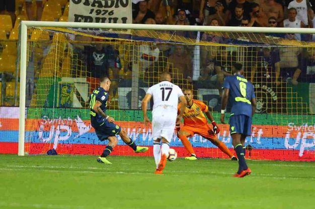 Parma-Udinese 2-1, De Paul (Lapresse)