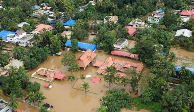 A nord di Kochi, in Kerala(LaPresse)