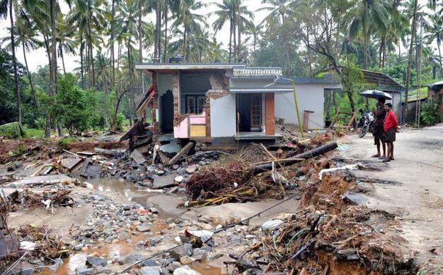 A nord di Kochi, in Kerala (LaPresse)