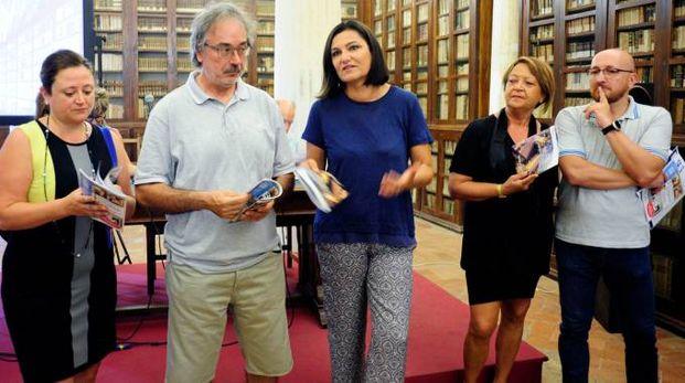 La presentazione degli eventi di San Giuliano (Calavita)