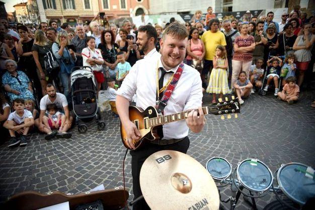 La 31esima edizione del festival dei musicisti di strada (foto Businesspress)