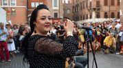 Più di trecento artisti accreditati (foto Businesspress)
