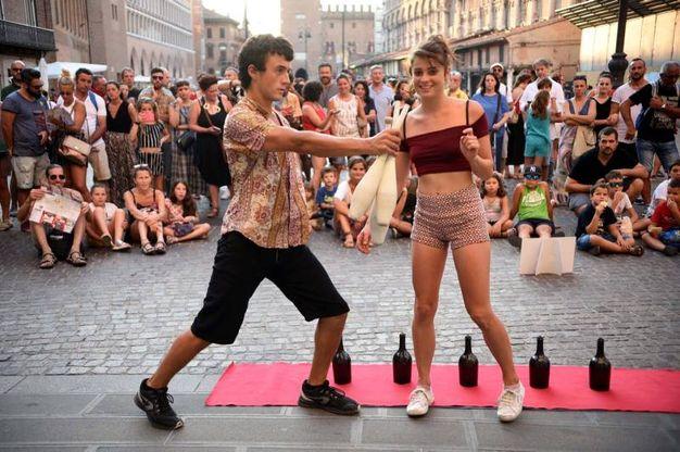 Una festa per tutta la città (foto Businesspress)