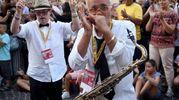 Il più celebre festival dei musicisti di strada richiama artisti da tutto il mondo (foto Businesspress)