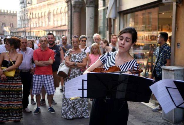 Sorprese ad ogni angolo della città (foto Businesspress)
