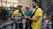 Un entusiasmante giro intorno al mondo alla ricerca di sonorità  (foto Businesspress)