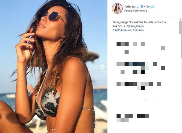 Federica Nargi (Instagram)