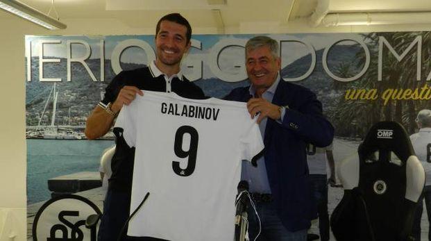 Galabinov e Angelozzi