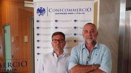 Pieragnoli e Neri, Confcommercio