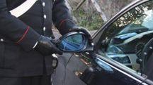 I carabinieri sono denunciati due siciliani