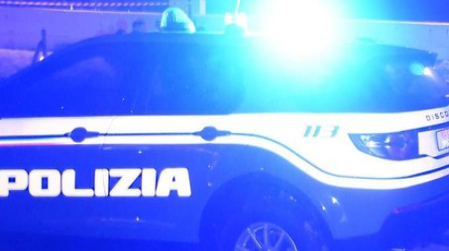 Polizia, foto d'archivio
