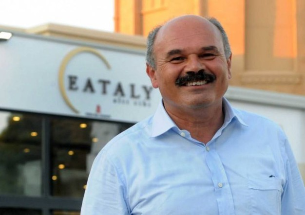 Oscar Farinetti compra una tenuta vicino all'Etna