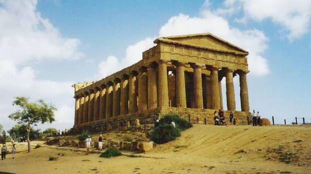 Templi greci in Italia