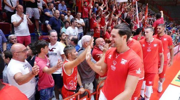 OriOra, folla di tifosi al primo allenamento (Acerboni/Castellani)