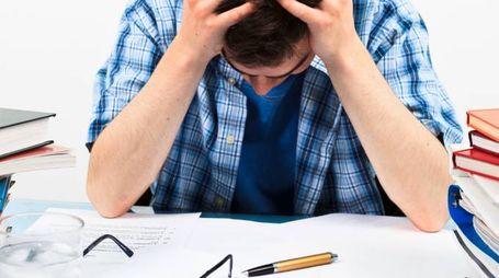 Stress da sindrome del rientro (foto Istock)