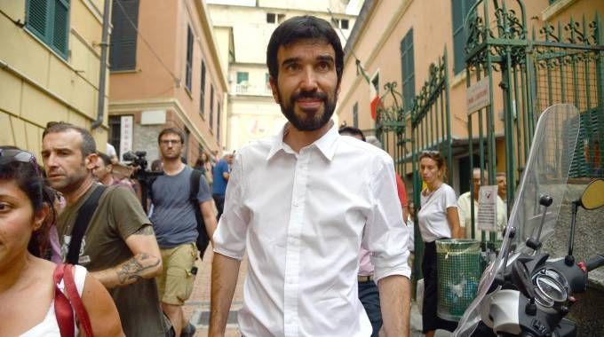 Maurizio Martina, segretario Pd (Ansa)