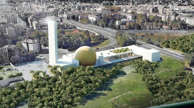 La moschea pensata per lo scalo Farini dall'archistar ed ex assessore Stefano Boeri