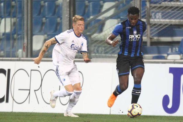 Playoff di Europa League, Atalanta-Copenaghen