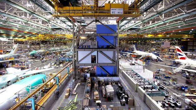 La Boeing Everett Factory - Foto: CC flickr/Jetstar Airways