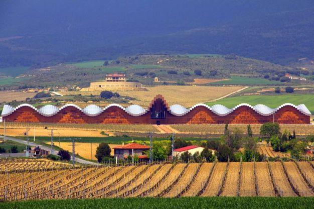 La cantina Bodegas Ysios - Foto: CC flickr/Wojtek Gurak