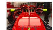 Il tweet della Ferrari (Dire)