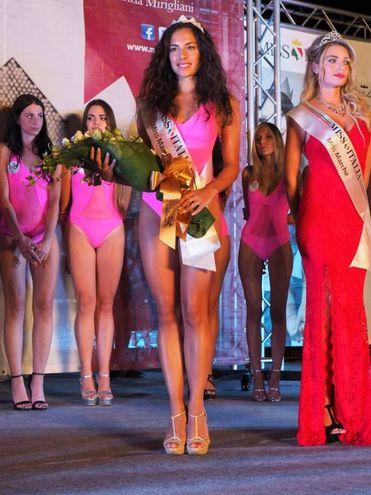 La vincitrice, Carlotta Maggiorana (Foto Conforti)