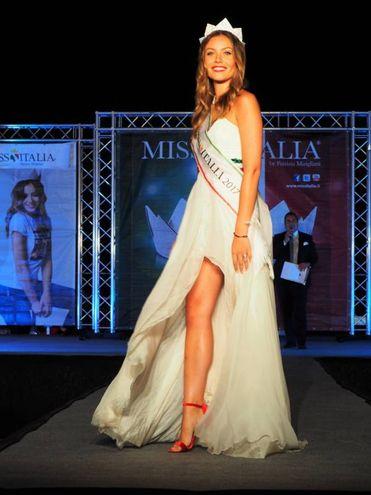 Alice Rachele Arlanch, Miss Italia 2017 (Foto Conforti)