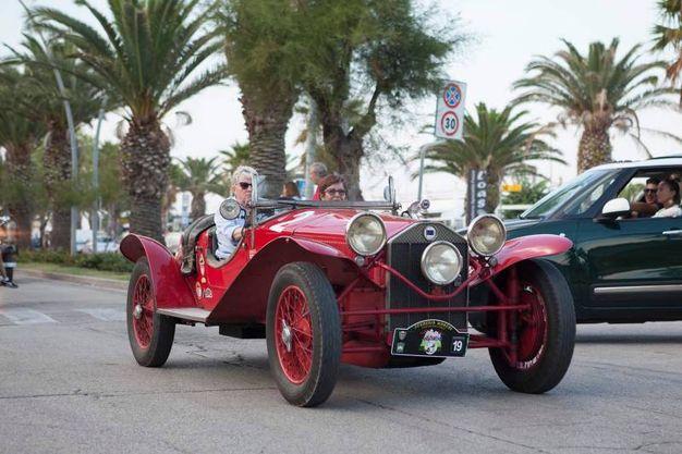 Lancia Lambda sport 1928 (foto Saluzzi)