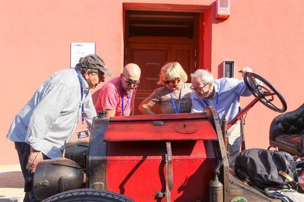 Tappa ad Appignano (foto Saluzzi)