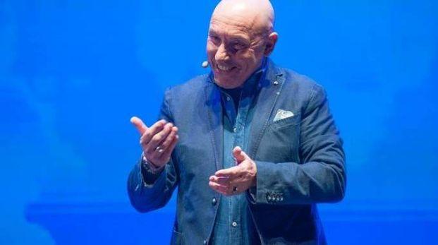 Maurizio Battistrada a Recanati il 31 agosto